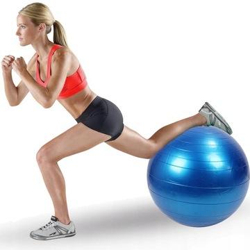 Veľká gymnastická fitness guľa 65 rehabilitácie