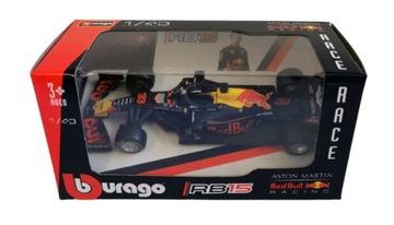 BBBBRAGO 1:43 Red Bull RB15 F1 Max Verstappen # 33