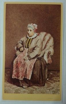 Postcard Portr. Starší židovský Krieger 1860 SPK