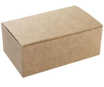 Balenie Kuracie veľký papier 100ks Kraft