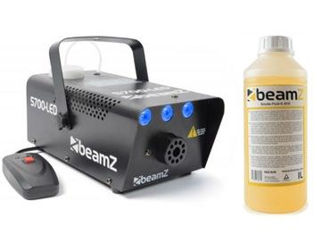 Generátor dymu posilní účinok LED S700LED + kvapalina