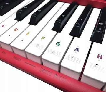 Klávesnica nálepky klávesnice nkhkl farebné