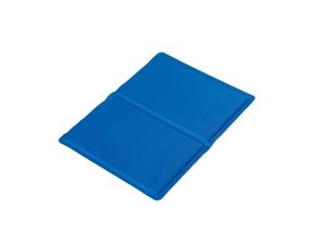 Chladiaca rohož pre zvieratá modrá 30x40cm