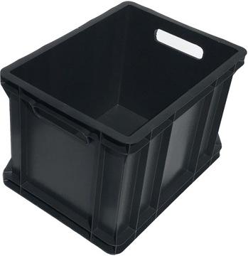 Plastová skladová nádoba 1/2 Euro 40x30x32