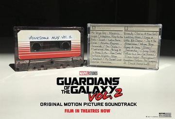 (MC) Guardians Of The Galaxy Vol. 2: Awesome Mix V