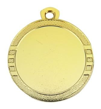 Zlatá medaila, strieborná alebo hnedá + stuha + rytec