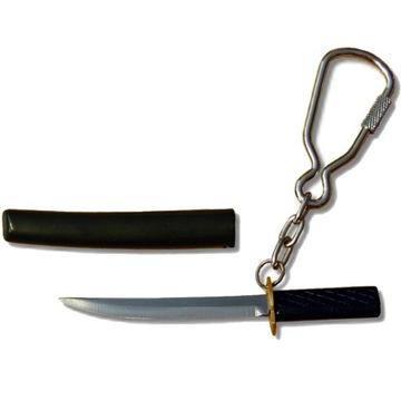Mini Katana Sword Samurai Prívesok