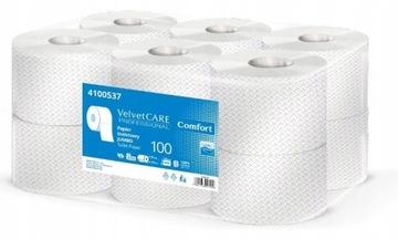 Velvet Care Comfort Jumbo 100 '12 toaletný papier