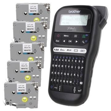 Tlačiareň Brother PT-H110 + 5x TZE231 v súprave
