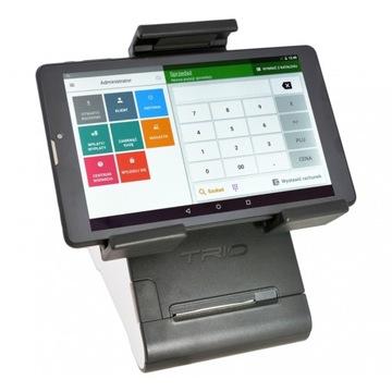 Dotknite sa položky Mobile POS + Print. PON PONET TRIO ONLINE