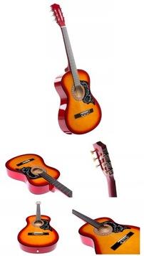 Klasická akustická gitara pre začiatočníkov