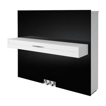 Petrof Next - White a Black Piano