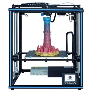 3D 330x330x400mm 330x330x400mm 3D tlačiareň