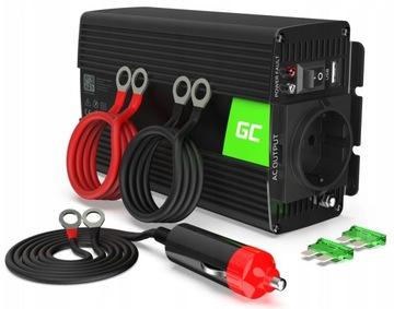 Green Cell 12V 230V 1000W auto invertor