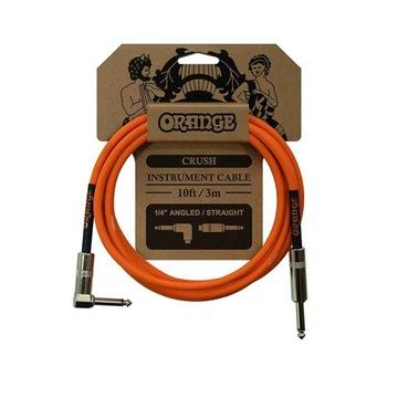 Orange instrumental káblový konektor-jack uhol 3 m
