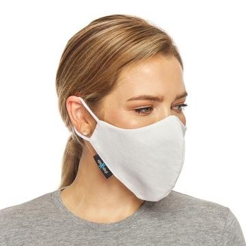 Maska maska opakovane použiteľná bavlna 100%!