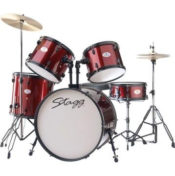 Stagg Tim120 WR Akustické bubny 20