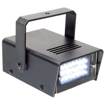 Stroboscope Mini LED BEAMZ 10W