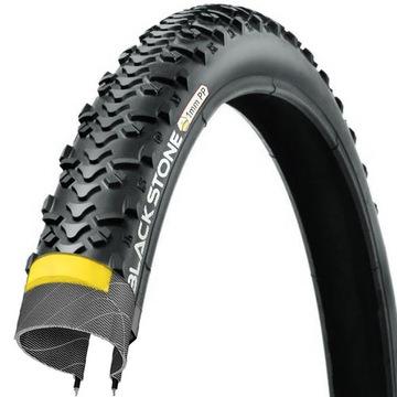 Plášť na bicykel BLACK1 28x1 5 / 8x1 3/8 37-622 + 1mm