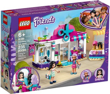 Lego Friends Hair Salon 41391