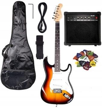 Elektrická gitara pre začiatočníkov