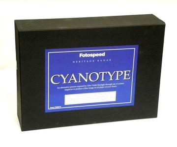 Kit FotoPeed Cyanotypová súprava