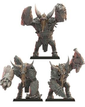 Magmhôrin Golems - stratené kráľovstvo - 3D tlač