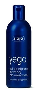 Gél na intímnu hygienu pre mužov Ziaja Yego