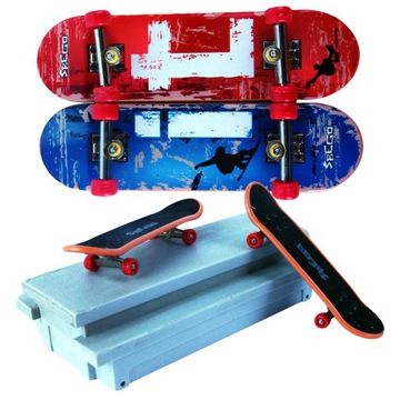 Sada hmatníkov SBEGO 2ks plus skateboardová dráha
