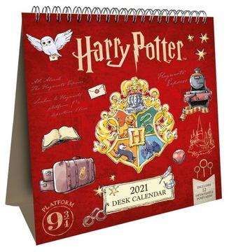 Kalendár 2021 s pohľadnicami Harryho Pottera