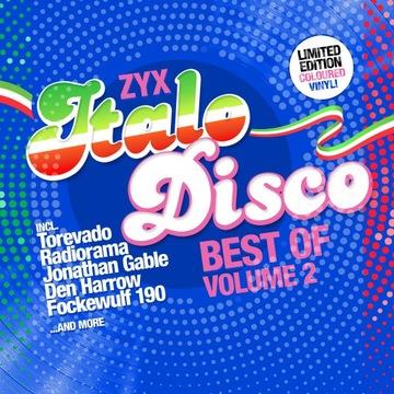 ZYX TALIO DISCO - najlepšie z vol 2 2x12 '' '' '