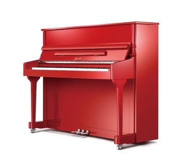 Piano Ritmuller Canon 118 EU Red Gloss