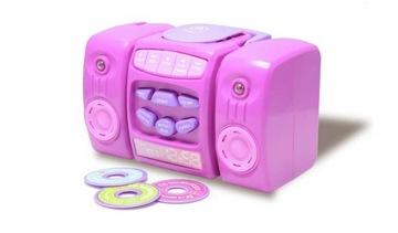 Hračkárske rádiové melódia pre deti