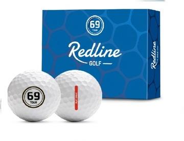 Redline 69 Tour Golf Balls (White)