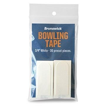 Bowling Tape 30 ks Brunswick 3/4