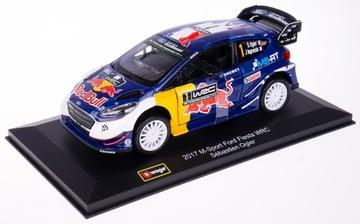 FORD FIESTA WRC SEBASTIEN OGIER BBBBRBAGO MODEL 1:32