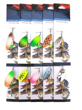 Spikes Kit TART 10PC / 03