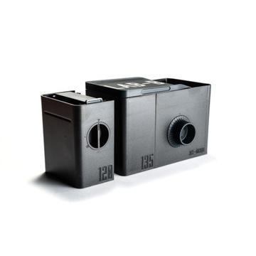 Sada Lab-box + modul 2- 135 + modul 120 čierny