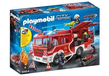 Hasičské záchranné vozidlo PLAYMOBIL 9464
