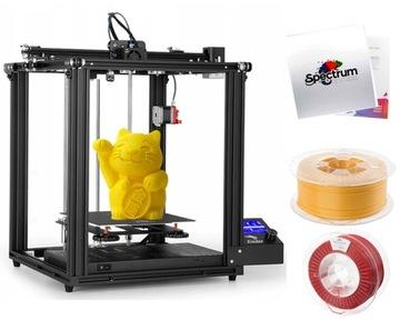 3D tlačiareň CREALITY ENDER 5 PRO + 2KG FIALAN