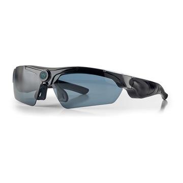 Športové slnečné okuliare s fotoaparátom + diaľkovým ovládaním
