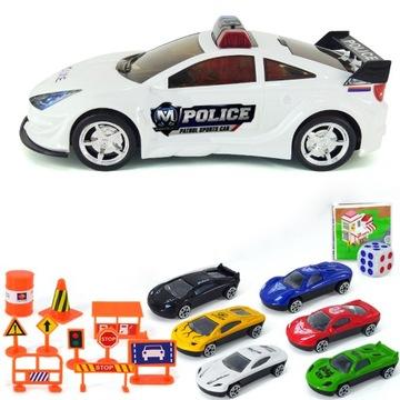 AUTOMATICKÉ POLICAJNÉ ZÁMKY AUTOMOBILY + ZNAČKY