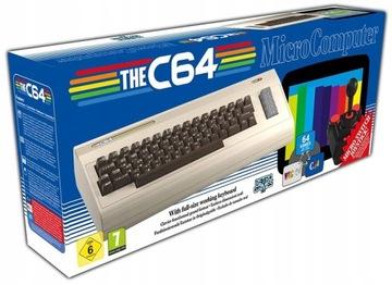 Console Commodore C64 Micro Computer Joystick