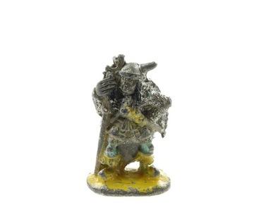 Warhammer ORC 1984 Kovový figurín