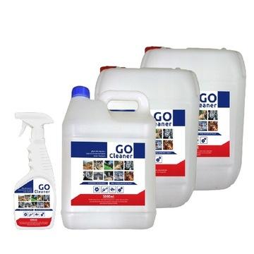 Choď čistič na umývanie a čistiace náradie