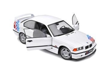 1/18 Solido BMW E36 Kupé M3 - ľahký kov