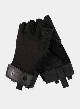Crag Polovičné rukavice - Finger Black Diamond XL
