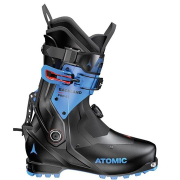 Lyžiarske topánky Atomic Backland Pro CL Black 2022 275
