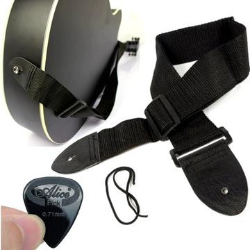 Guitarový popruh Universal Guitar Belt + CUBE