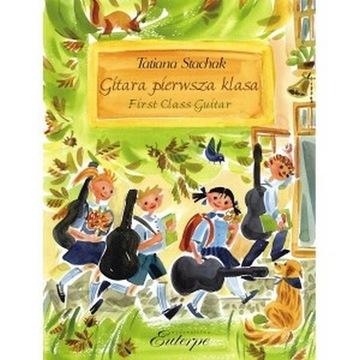 Kniha - Stachak, Tatiana - prvá gitara